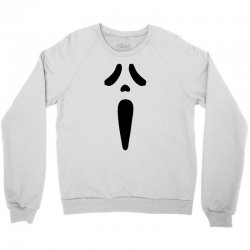scream mask Crewneck Sweatshirt | Artistshot