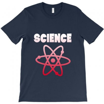 Science T-shirt Designed By Rita