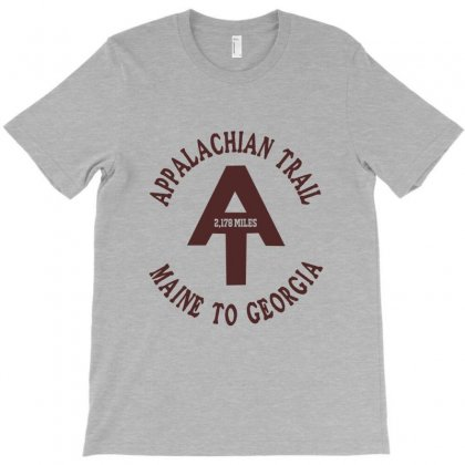 Appalachian Trail T-shirt Designed By Rita
