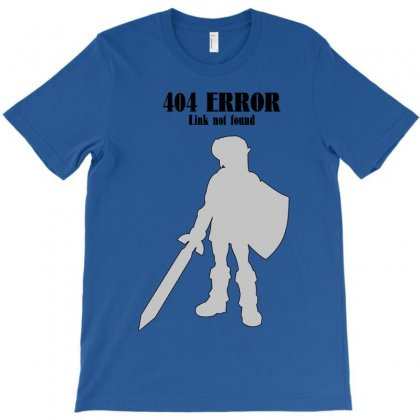 Link Not Found T-shirt Designed By Rita