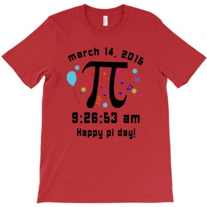 Happy Pi Day Pi Day 2015 3 14 15 9 26 53 T-shirt Designed By Rita