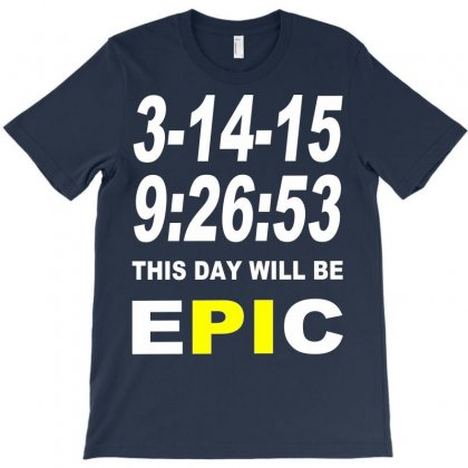 Pi Day 2015 Pie Math T-shirt Designed By Rita