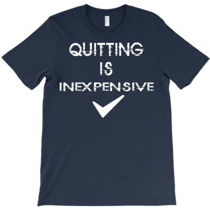 Quitting T-shirt Designed By Rita