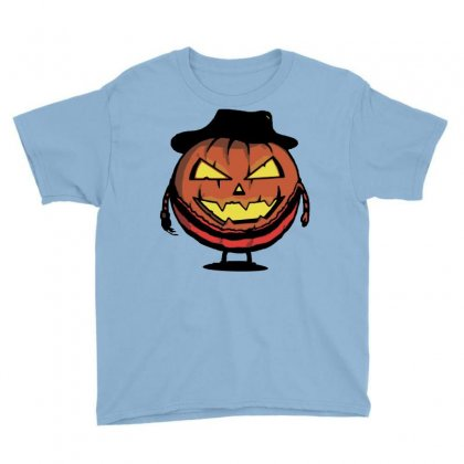 Halloween Evil Youth Tee Designed By Sbm052017
