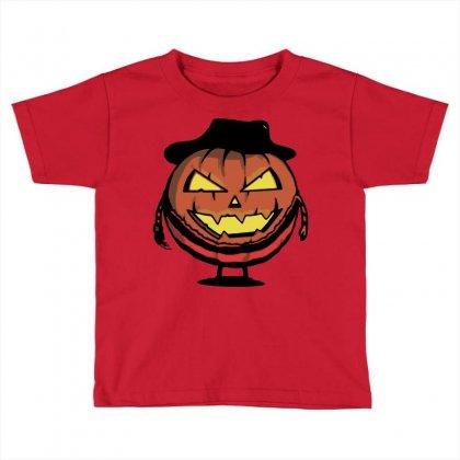 Halloween Evil Toddler T-shirt Designed By Sbm052017