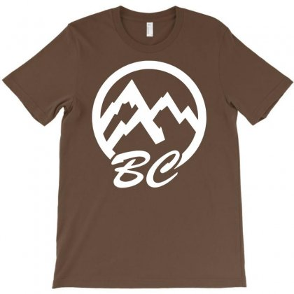 Bc T-shirt Designed By Mdk Art