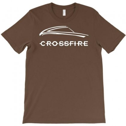 Crossfire T-shirt Designed By Mdk Art