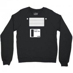 floppy disk Crewneck Sweatshirt | Artistshot