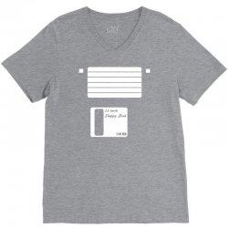 floppy disk V-Neck Tee | Artistshot