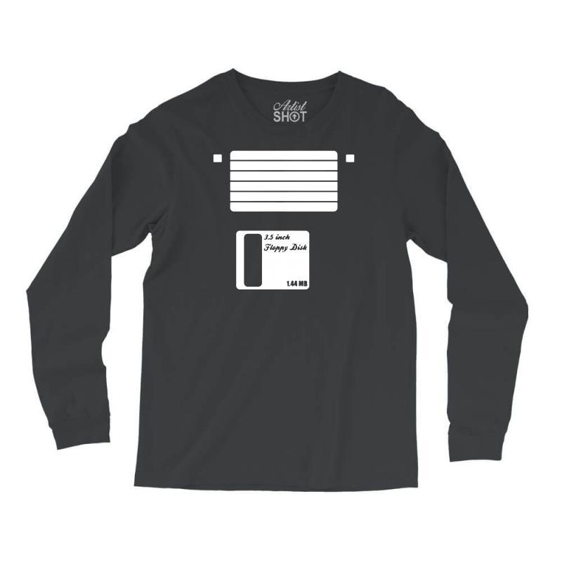 Floppy Disk Long Sleeve Shirts | Artistshot
