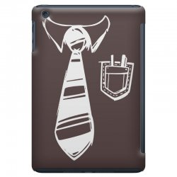 geek pocket protector tie iPad Mini Case | Artistshot