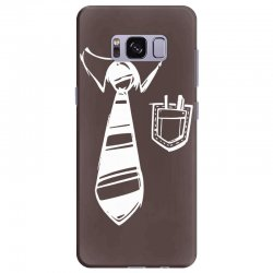 geek pocket protector tie Samsung Galaxy S8 Plus Case | Artistshot