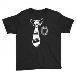 geek pocket protector tie Youth Tee | Artistshot