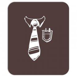 geek pocket protector tie Mousepad | Artistshot