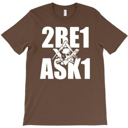 Mason 2be1ask1 T-shirt Designed By Mdk Art