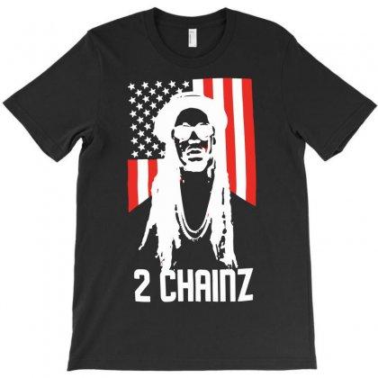 2 Chainz Flag (2) T-shirt Designed By Mdk Art