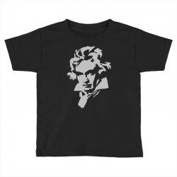 beethoven Toddler T-shirt   Artistshot