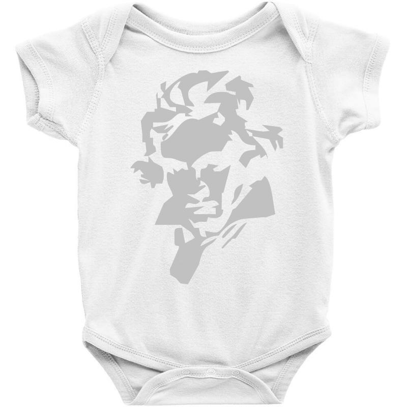 Beethoven Baby Bodysuit   Artistshot