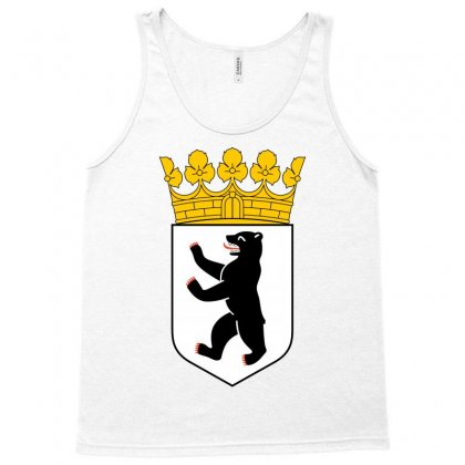 Berlin Tank Top Designed By Mdk Art