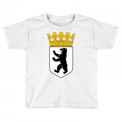 berlin Toddler T-shirt   Artistshot