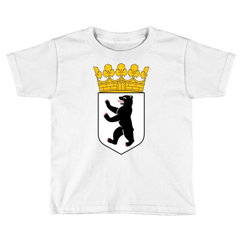 Berlin Toddler T-shirt | Artistshot