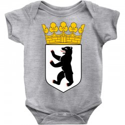 berlin Baby Bodysuit   Artistshot