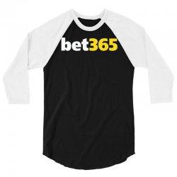 bet365 sports 3/4 Sleeve Shirt | Artistshot