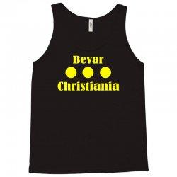 bevar christiania flag logo Tank Top   Artistshot