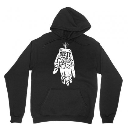 Biffy Clyro Hand Unisex Hoodie Designed By Mdk Art