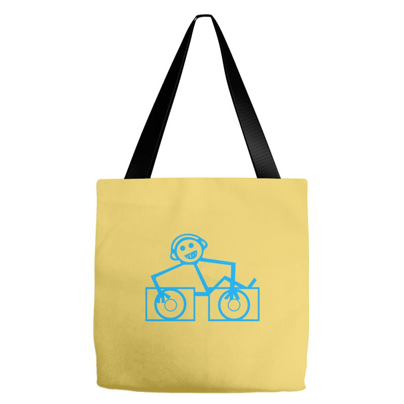 Dj Club,dance,rave,music,house,cool,funny,retro Tote Bags  By Artistshot