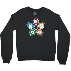 big bang theory sheldon rock Crewneck Sweatshirt | Artistshot