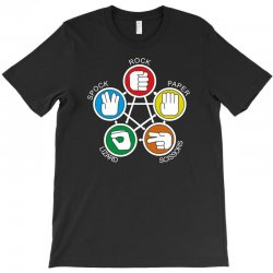 big bang theory sheldon rock T-Shirt | Artistshot