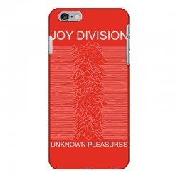 1b6864f056 Custom Joy Division Unknown Pleasures Iphone 8 Case By Cuser388 ...