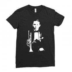bix beiderbecke Ladies Fitted T-Shirt | Artistshot