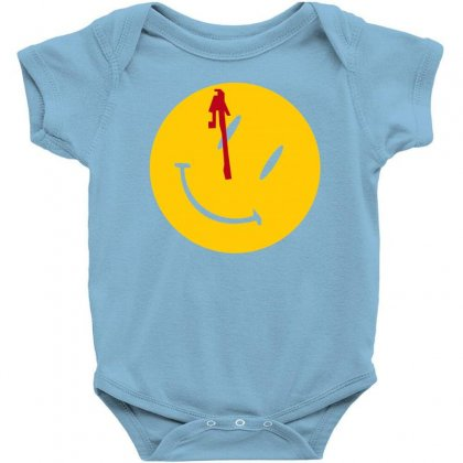 Watchmen Baby Bodysuit