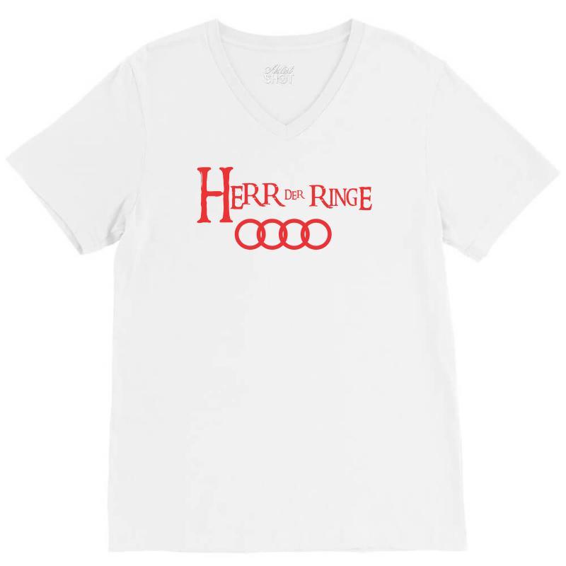 Der Tee Of Ringe Custom Herr Cuser388 Audi V neck Lord Rings The By EEvYq