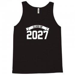 class of 2027 Tank Top | Artistshot