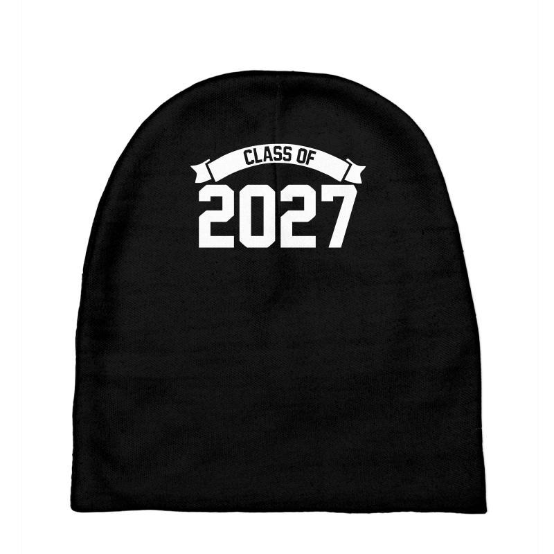Class Of 2027 Baby Beanies   Artistshot