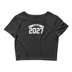 class of 2027 Crop Top | Artistshot