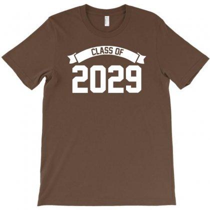 Class Of 2029 T-shirt Designed By Cuser388