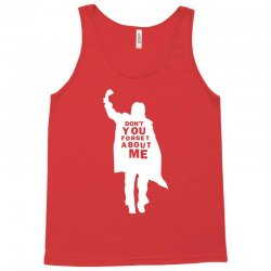 don't you forget about me 80's party music retro Tank Top   Artistshot