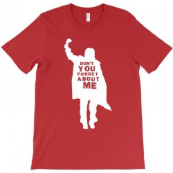 don't you forget about me 80's party music retro T-Shirt   Artistshot