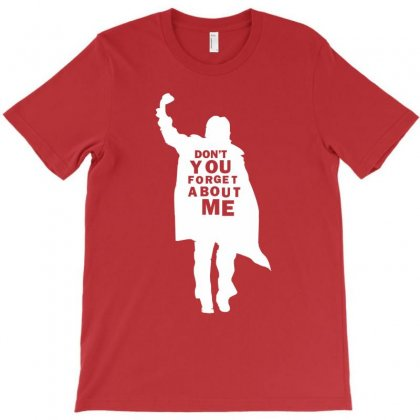 Don't You Forget About Me 80's Party Music Retro T-shirt Designed By Cuser388