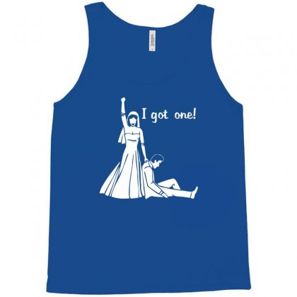 I Got One Wedding Bride Groom Engagement Tank Top Designed By Cuser388