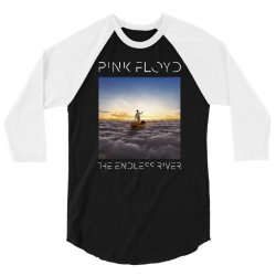 pink floyd the endless river 3/4 Sleeve Shirt | Artistshot