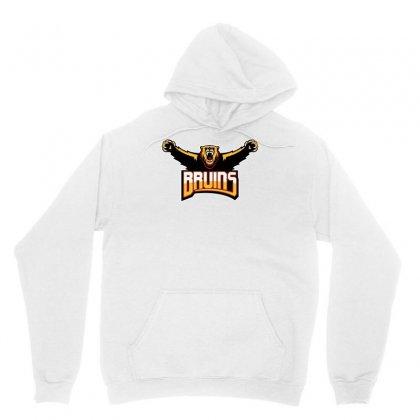 Bruins Bear Logo Unisex Hoodie