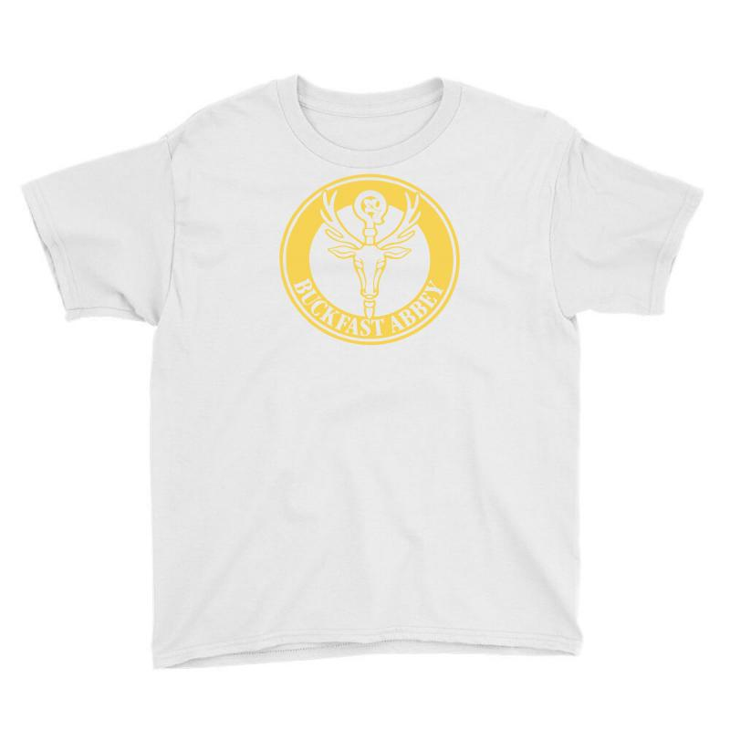 Buckfast Abbey Devon Tonic Wine 'bucky' Youth Tee | Artistshot
