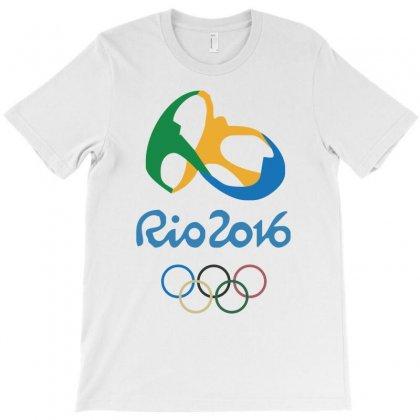 Rio 2016 Olympic Games T-shirt