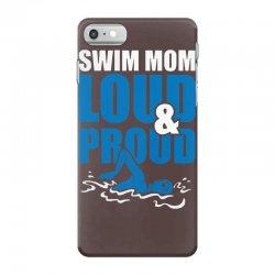 swim mom loud and proud sports athlete athletic iPhone 7 Case | Artistshot