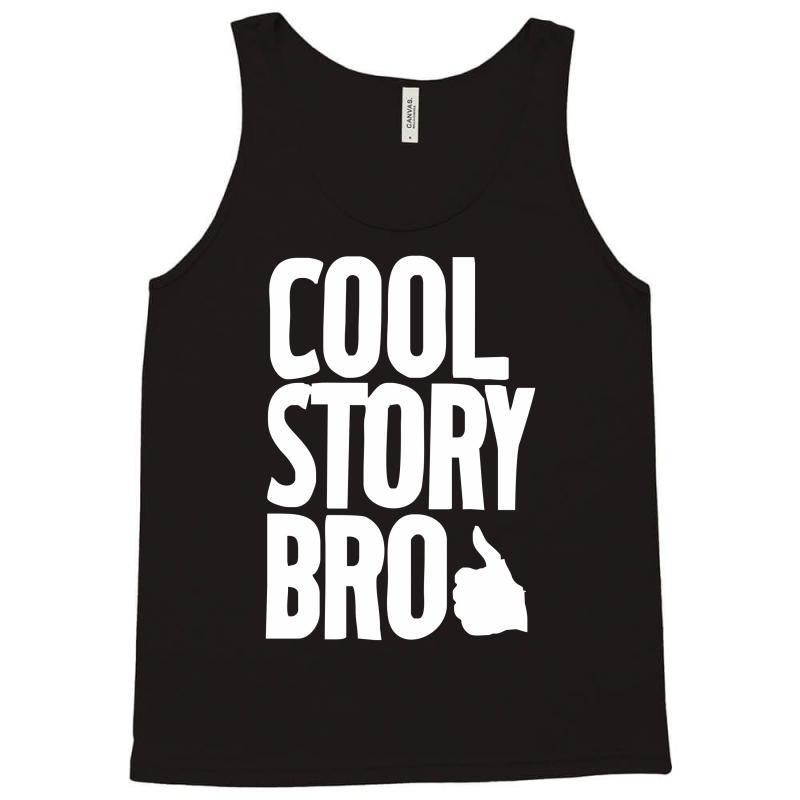 Custom Cool Story Bro Tell It Again Mens Ofwgkta Tank Top By Mdk Art ... bcc9e0f94c